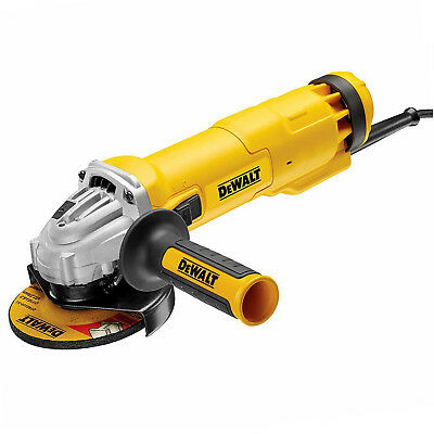 "DeWalt DWE4206-GB 41/2"" 115mm Angle Grinder 240v 1000w With Dust Ejection System"