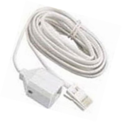 10m Telephone Extension Cable Lead Phone Fax Modem UK BT