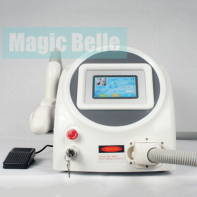 2016 hot sale q switch nd yag laser machine diode laser tatoo removal machine