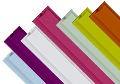 Trims For Proclad Panels, Internal, External, Joining, Base, Edge, Colour Match