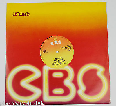 """BILLY GRIFFIN Be With Me /Stone's Throw From Heaven 12"""" 1982 CBS A133209 EXcond!"""