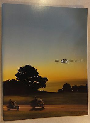 2005 Harley Davidson Owners Group Touring Handbook The Americans Atlas & Dealers