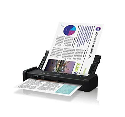 Ds-320 Document Scanner With Adf