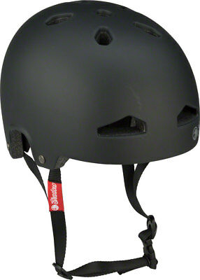 The Shadow Conspiracy Feather Weight In-Mold Helmet: Matte Black LG/XL
