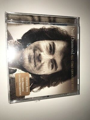 Neil Diamond  All-Time Greatest Hits Best of Audio CD Brand New