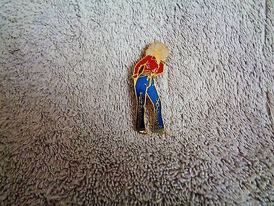 Tennessee Jaycees Dolly Parton Trading pin----lapel pin---hat pin