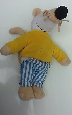 MAISY MOUSE * Lucy Cousins *  musical plush toy