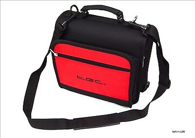 New Shoulder Carry Case Bag For The DB POWER 9.5' Portable DVD Player By TGC