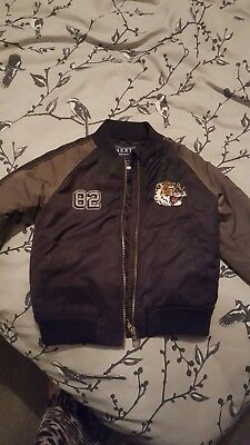 Next boys bomber jacket 2-3yrs - great condition.