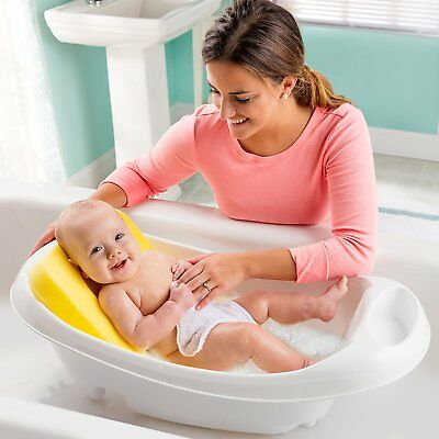 Summer Infant Soft Comfy Bath Floating Sponge Baby Safety Support Mat Cushion