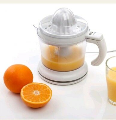 Sabichi 173676 Electric Citrus/Orange/Lemon Juicer/Squeezer/Extractor, 1 Litre
