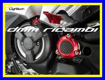 Coperchio carter perno forcellone LIGHTECH YAMAHA T-MAX 530 17 TMAX SX DX 2017