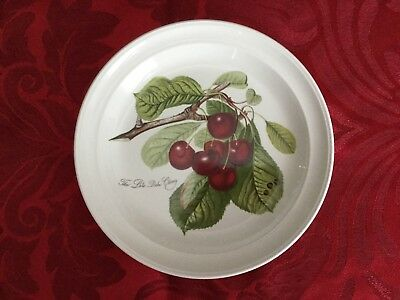Portmeirion, Pomona Bread And Butter Plate. Late Duke Cherry