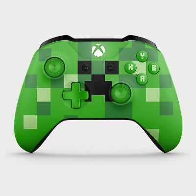 NEW Xbox Wireless Controller � Minecraft Creeper