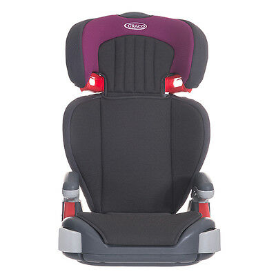 Graco Junior Group 2 & 3 Maxi Car Seat in Royal Plum, Infant Travel Safety Seat