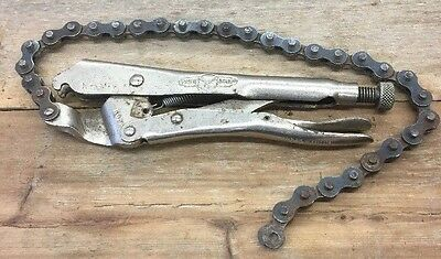 vise grip chain wrench