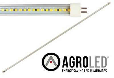 AgroLED 4 ft T5 Bulbs - White 5500K Replace Fluorescent T5's with LED!