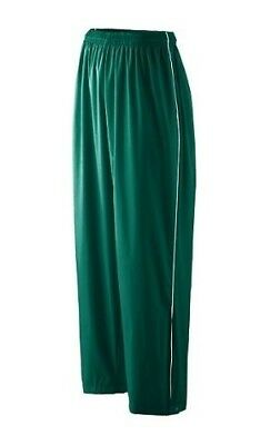 Youth Micro Poly Pant/Lined - DARK GREEN - MEDUIM. Augusta. Best Price