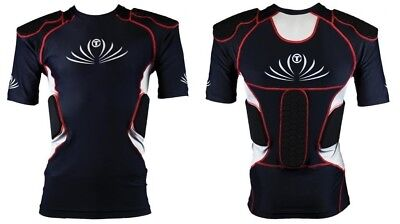 (X-Large) - TAG Youth ALT II Padded Compression Shirt. Shipping Included