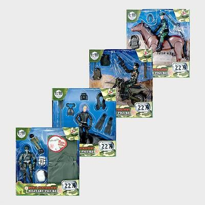 NEW 1:18 World Peacekeepers - Military Figure 77010 Assorted