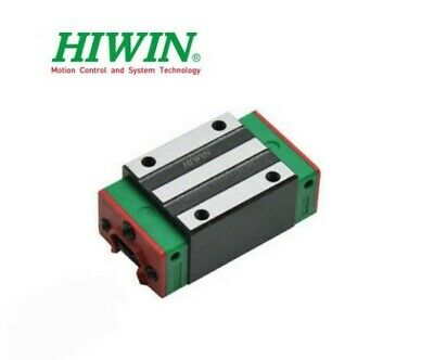New Hiwin HGH20CAZAC Square Block / HGH20 Series / 20mm