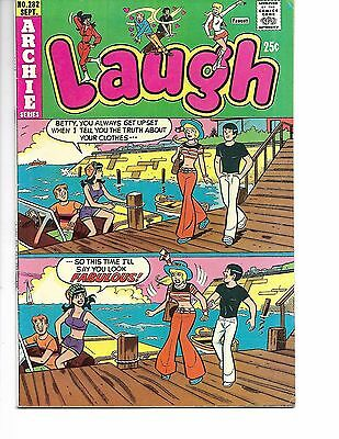 Laugh Comics #282 (Sep 1974, Archie)