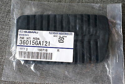 OEM Subaru AT Automatic Brake Pedal rubber PAD Cover for Impreza Forester Legacy