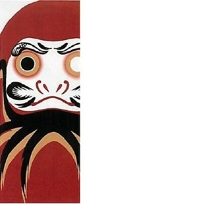 Japanese traditional towel TENUGUI DARUMA MADE IN JAPAN