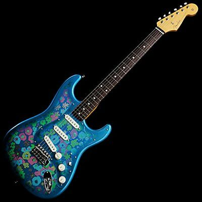 Fender Traditional 60s Stratocaster (Blue Flower) [Made in Japan Import]
