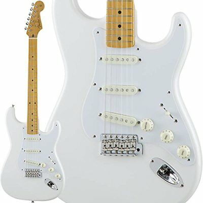Fender Traditional 50s Stratocaster (Arctic White) [Made in Japan Import]