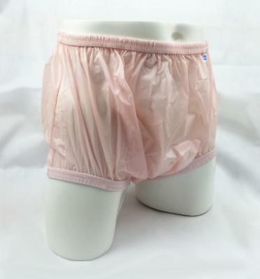 Gary Plastic Pants Pink - Extra Extra Large
