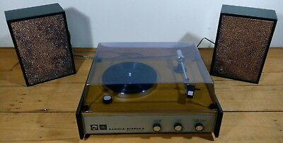 Vintage AWA turntable Radiola Stereo 8 (Not working)