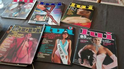 A Vendre Belle Collection Du Magazines Lui A L'unite