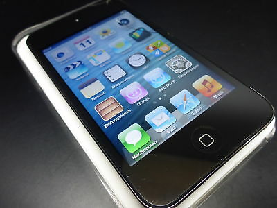 Apple iPod touch 8GB black 4. Generation OVP MC540FD/A in OVP