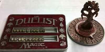 Magic The Gathering Life Counters, The Duelist, Scrye, Old-School.