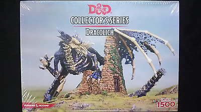 Dungeons & Dragons Collector's Series Dracolich, New and Sealed
