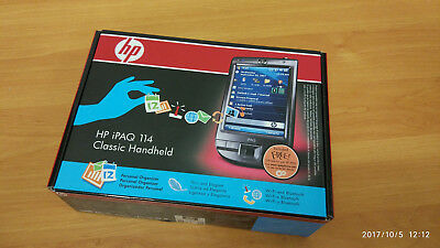 PALMARE  HP iPAQ 114 Classic Handheld windows mobile 6 ITALIANO
