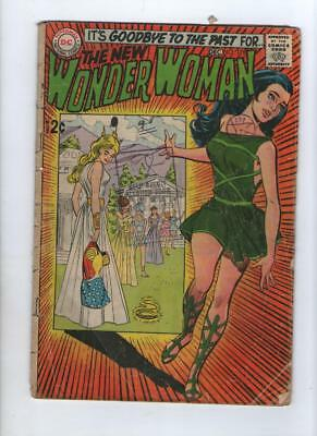 Dc Comic Wonder Woman no 179 Dec 1968 12 c USA
