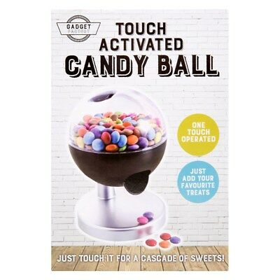 Touch Activated Sweet Candy Dispenser Vintage Gumball Electronic Machine Xmas