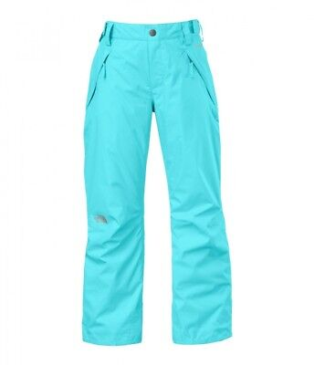 (XL (18 Big Kids), Fortuna Blue) - The North Face Freedom Insulated Girls Ski