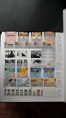 GB Commemorative Stamps For Year 2001 Unmounted Mint.