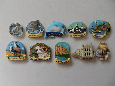 One Selected 3D Souvenir Fridge Magnet from Yorkshire