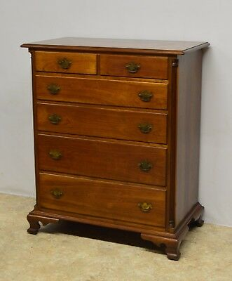 """""""Syracuse""""  Cherry Dresser Chest of Drawers by STICKLEY"""