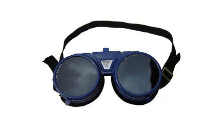Blue Welding Cutting Welders Industrial Safety Goggles IREWO-1 Schweißbrille