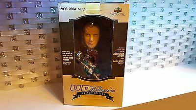 2003-04 NHL Upper Deck UD Classics Bobble Head Sergei Federov only 600 Autograph