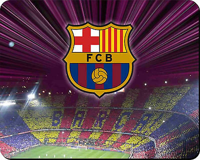 FC BARCELONA #1 MOUSEMAT MOUSE MAT PAD compatible with Mac & PC