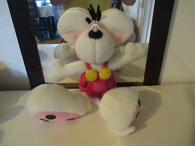 Lot peluches DIDDLE