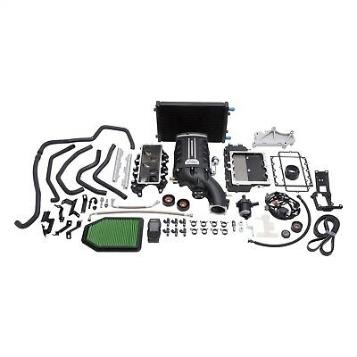 Edelbrock 1527 E-Force Street Legal Supercharger Kit Fits 12-14 Wrangler (JK)