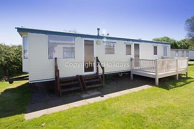 Caravan to hire in Broadland Sands Holiday park Short break, Dog friendly