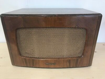 Dynatron Tls.1 - Vintage Speaker/ Goodmans - Working